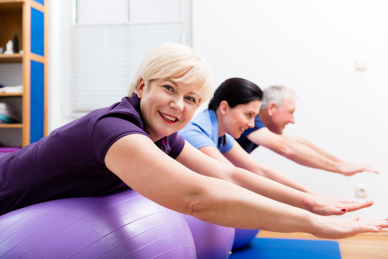 Bösel - Funktions- und wirbelsäulenfreundliche Gymnastik