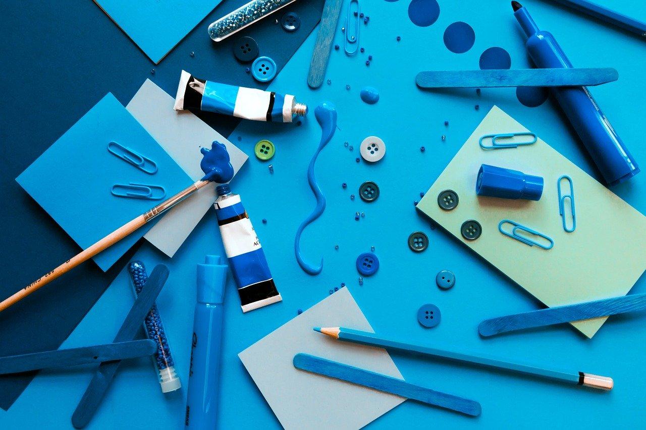 Kreatives Gestalten - Aktivierungsmöglichkeit für Menschen mit Demenz