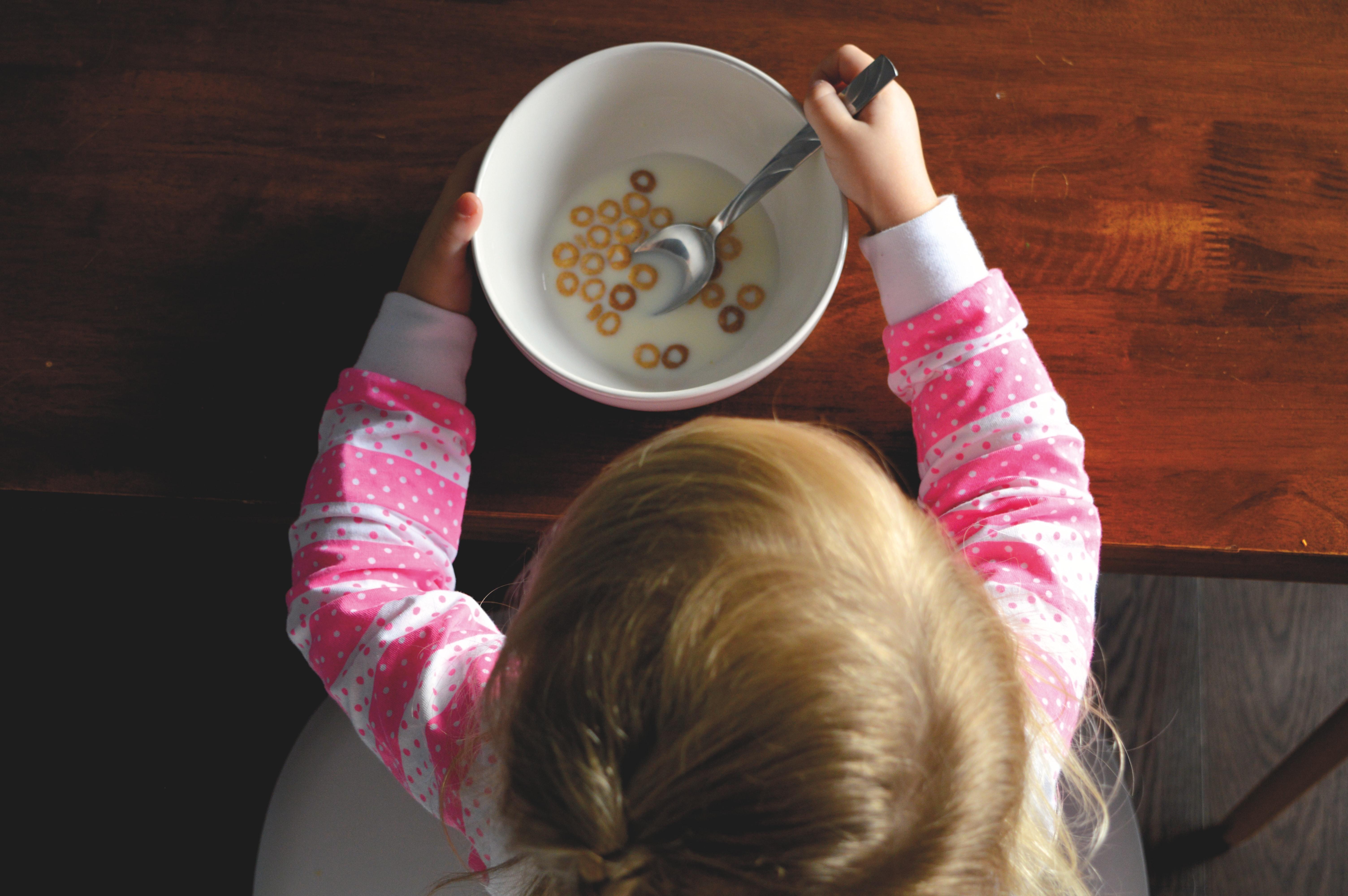 Immer Zirkus beim Essen? - Ernährungstipps für 4- bis 14-Jährige