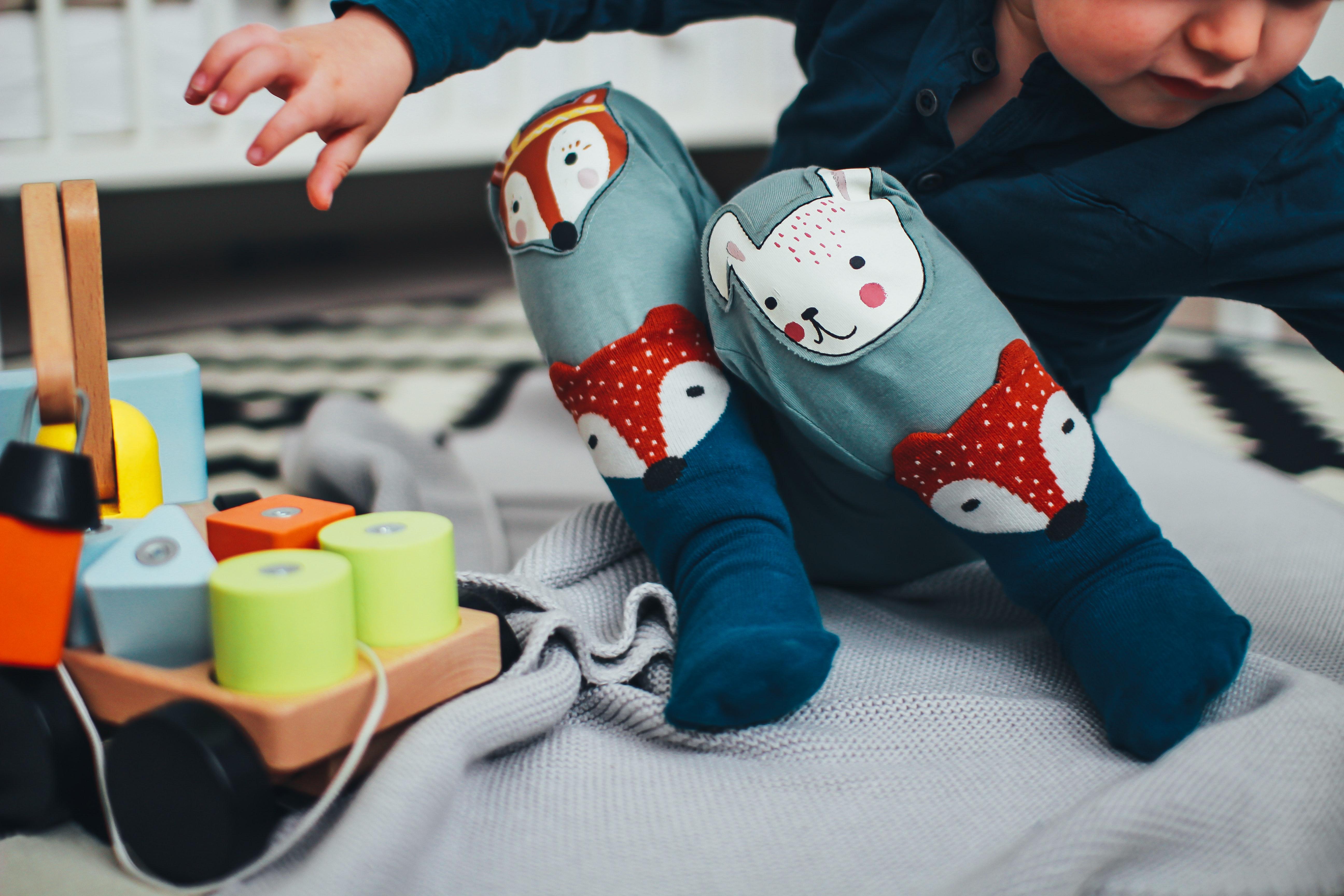 Sexualität im Kindesalter - Doktorspiele und Co