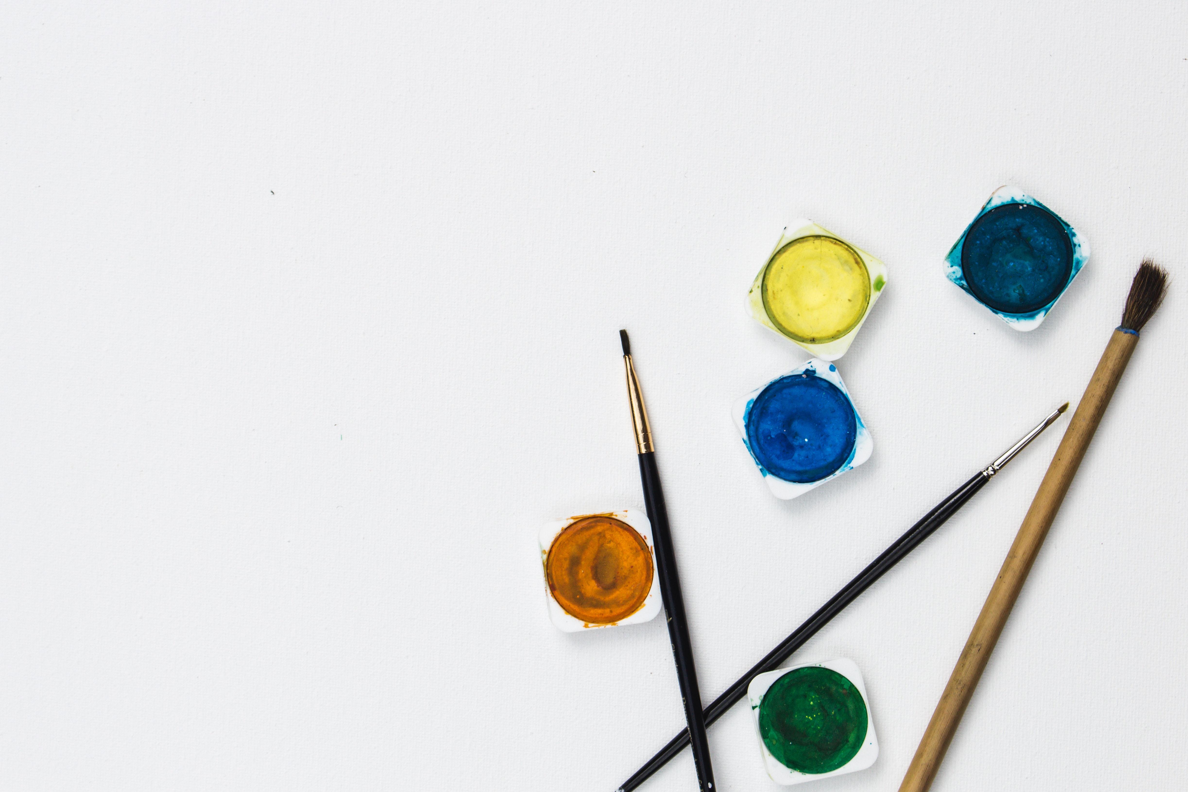 Online Veranstaltung - Malen – Ausdrucksmöglichkeit für Menschen mit Demenz